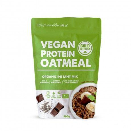 Vegan Protein Oatmeal 300g