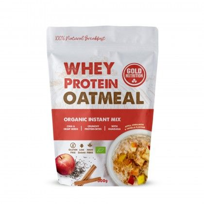 Whey Protein Oatmeal 300g