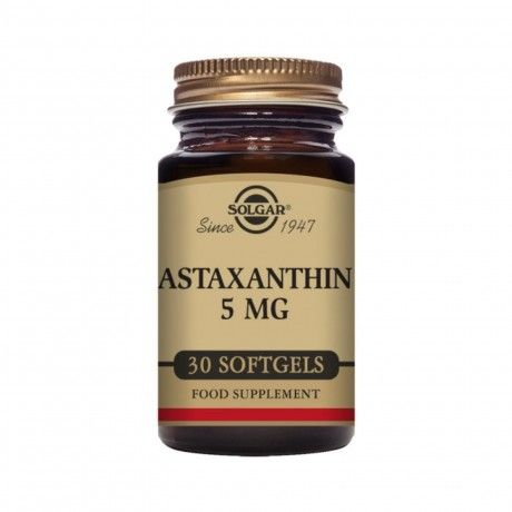 Astaxanthin 5mg 30 Softgels