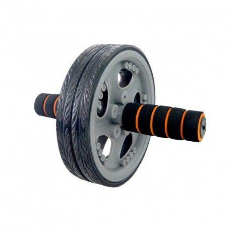 Roda De Abdominais Dual Core
