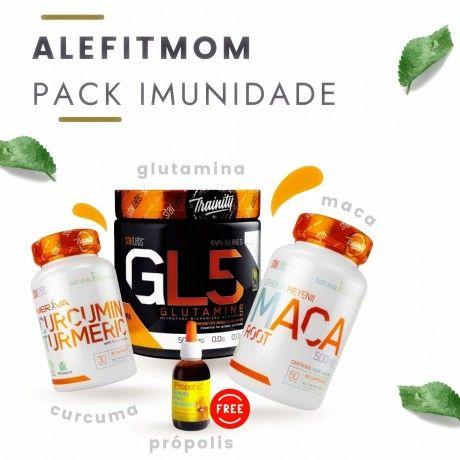 Pack Imunidade - Alefitmom