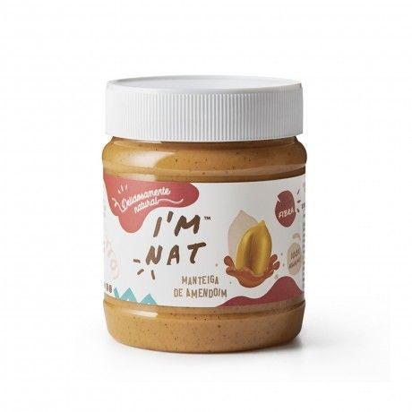 Manteiga de Amendoim 260g