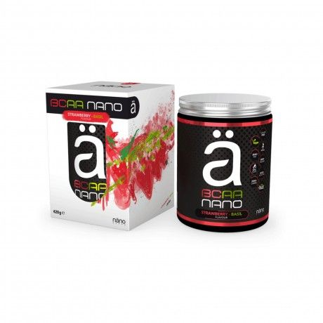 Nano BCAA 420g