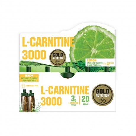 L-Carnitine 3000 20 Vials