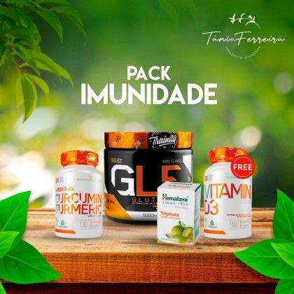 Pack Imunidade - Tânia Ferreira