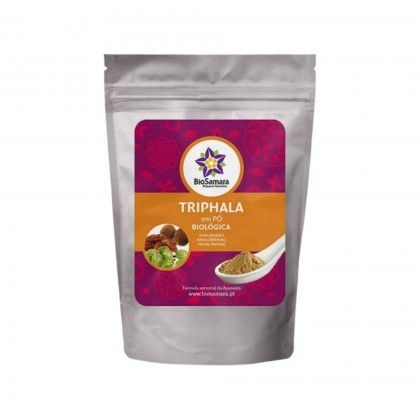 Triphala Bio 125g