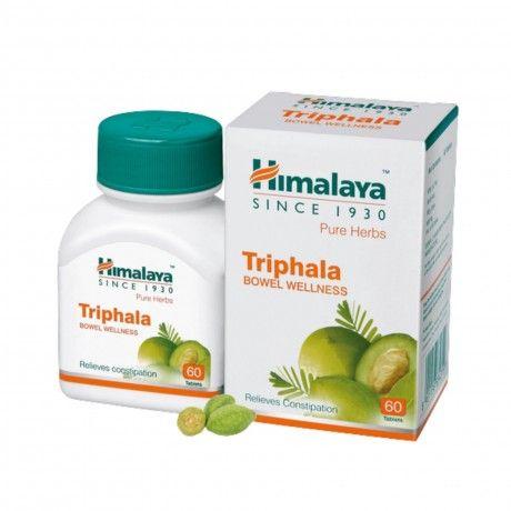 Triphala 60 Caps