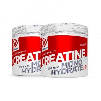 Pack Creatine Monohydrate 2X300g