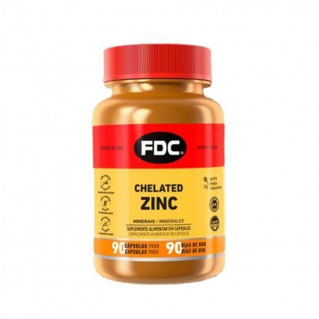 Chelated Zinc 90 Caps