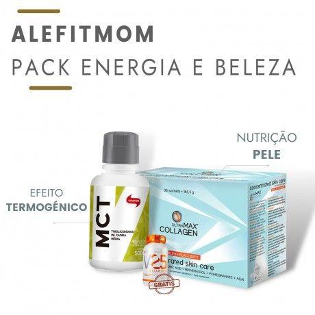 Pack Energia & Beleza - Alefitmom