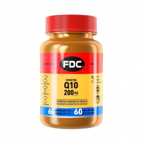 Coenzyme Q10 200mg 60 Caps