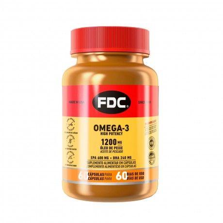 Omega-3 High Potency 1200 mg 60 Caps