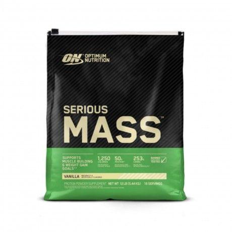 Serious Mass 5.45Kg