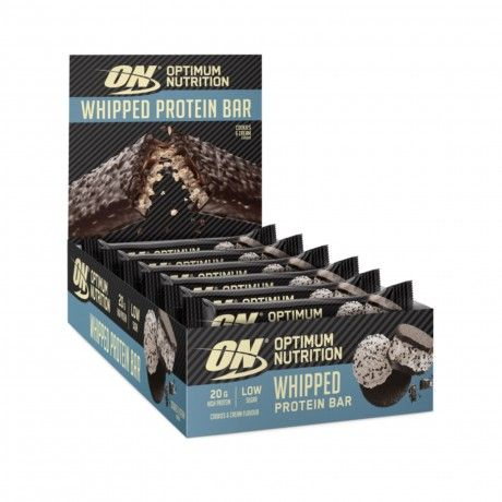 Whipped Protein Bar 10X62g