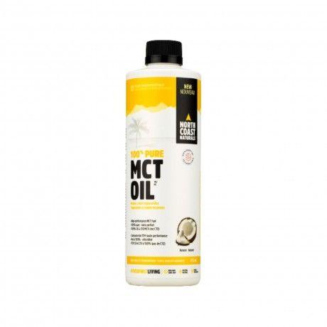 100% Pure MCT Oil 473ml