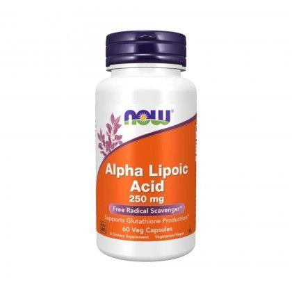 Alpha Lipoic Acid 250mg 60 VCaps