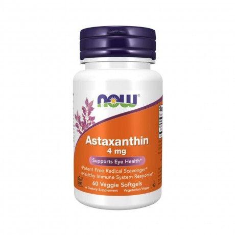 Astaxanthin 4mg 60 Veggie Softgel