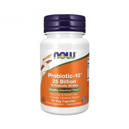 Probiotic-10™ 25 Billion 50 VCaps