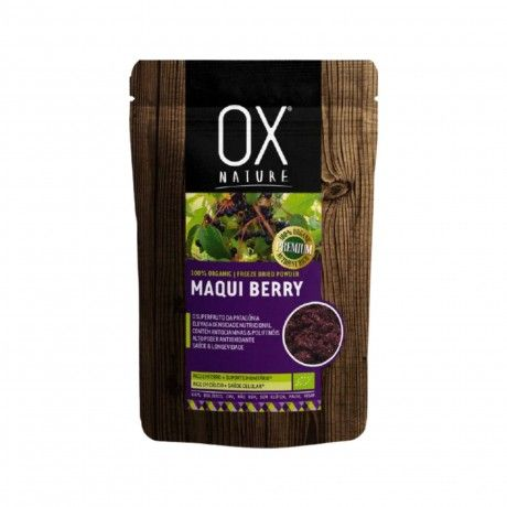 100% Organic Maqui Berry 70g