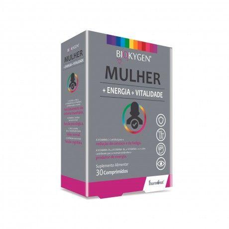 Mulher + Energia + Vitalidade 30 Comp
