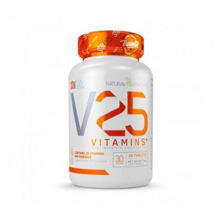 V25 VITAMINS 30 CAPS